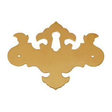 Restorers Classic Chippendale Keyhole Escutcheon