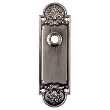 Restorers Classic Fancy Door Backplate Only