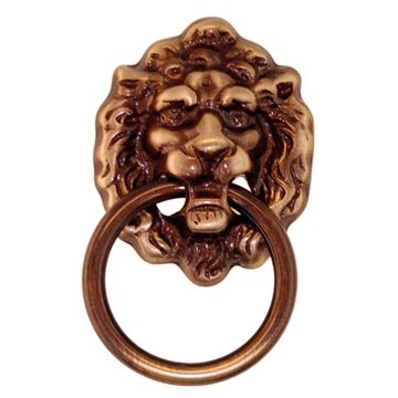 Restorers Classic Lion Ring Pull