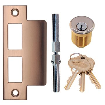 Restorers Classic Medium Door Adapter Kit For 2 Inch Doors