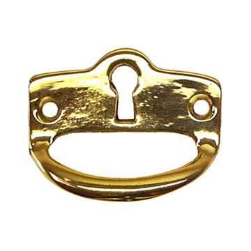 Restorers Classic Mission Finger Pull with Keyhole