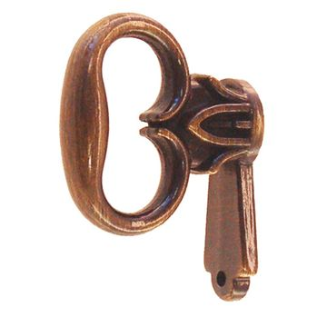 Restorers Classic Mock Key for Cabinet Doors