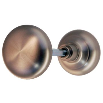 Restorers Classic Plain Hollow Core Door Knobs