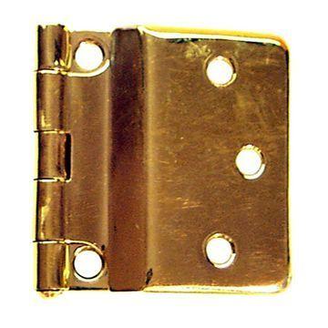 Restorers Classic Reversed Pad 3/8 Offset Plain Hoosier Hinge