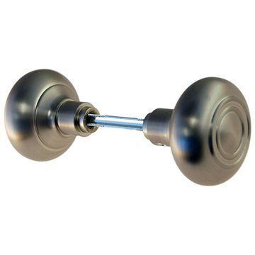 Restorers Classic Ringed Hollow Core Door Knobs