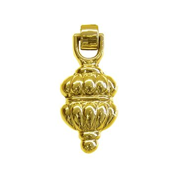 Restorers Classic Small Beaded Pendant for Drop Pull