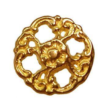 Restorers Classic Small Ornate Victorian Knob
