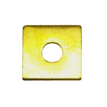 Restorers Classic Small Square Backplate