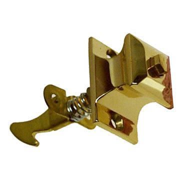 Restorers Classic Square Knob Push Button Latch