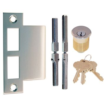 Restorers Classic Thick Door Adapter Kit for 2 1/4 Inch Doors