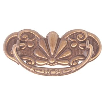 Restorers Classic Victorian 3 Inch Drawer Bail Pull