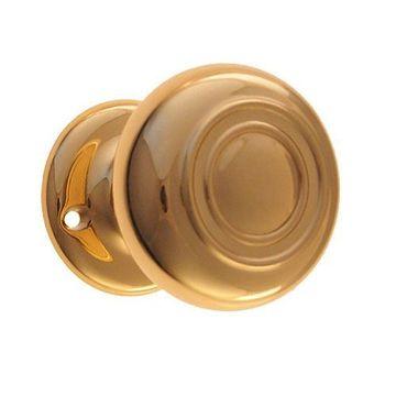 Restorers Classic Dummy Plain Ring 2 Inch Stamped Hollow Door Set