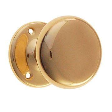 Restorers Classic Passage Plain 2 1/4 Inch Stamped Hollow Core Door Set