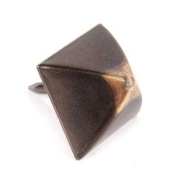 Restorers Bronze Pyramid Renaissance Upholstery Tack