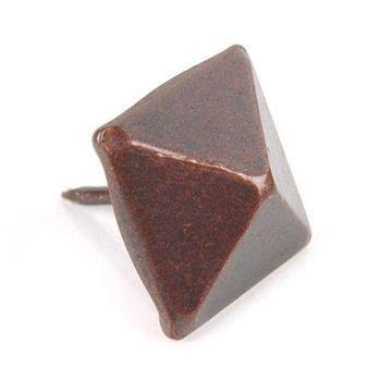 Restorers Pyramid Oxidized Steel Tack