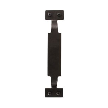 Quiet Glide 8 5/8 Inch Rectangle Door Handle