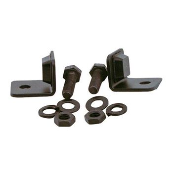 Quiet Glide Flat Rail Stop Kit