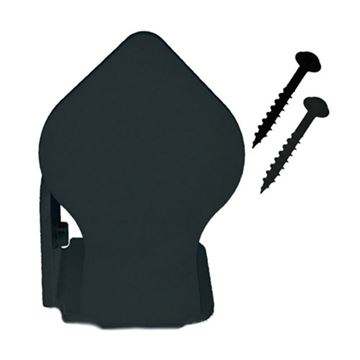 Quiet Glide Non-Hammered Spade Side Stop