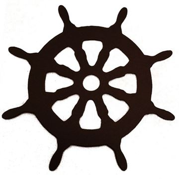 Quiet Glide Ship Wheel Roller Cover
