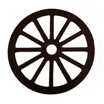 Quiet Glide Wagon Wheel Roller Cover