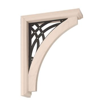 Designs of Distinction Abbey Decorative Bracket