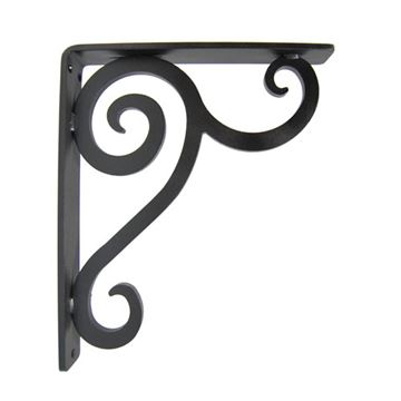 Designs Of Distinction Baroque Iron Bracket