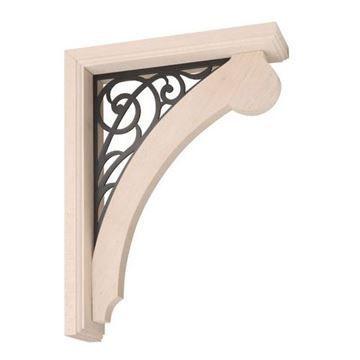 Designs Of Distinction Baroque Decorative Bracket