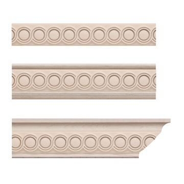 Designs of Distinction Bijou Crown Molding Insert