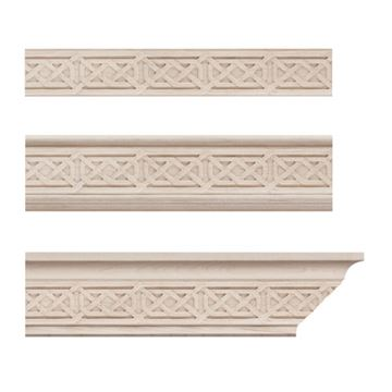 Designs of Distinction Celtic Crown Molding Insert