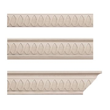 Designs of Distinction Classic Revival Crown Molding Insert