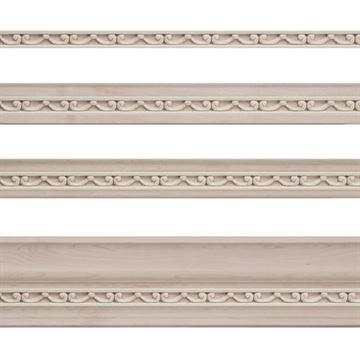 Designs Of Distinction Country French Light Rail Molding Insert