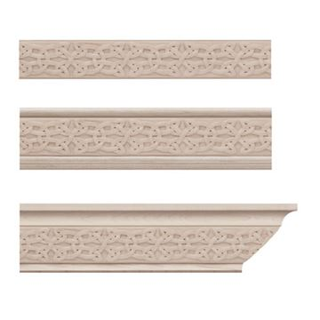 Designs of Distinction Gaelic Crown Molding Insert
