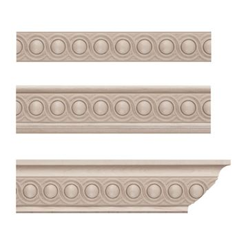 Designs of Distinction Infinity Crown Molding Insert