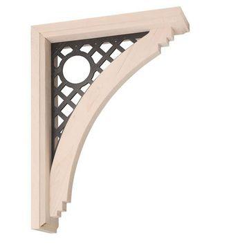 Designs Of Distinction Meridian Decorative Bracket