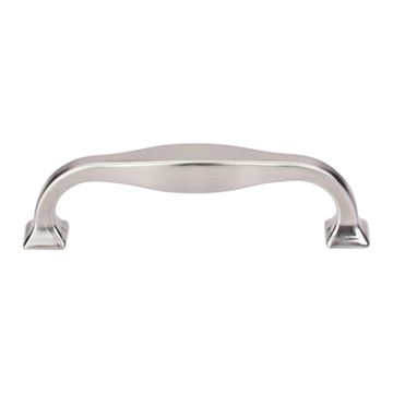 Top Knobs Transcend Contour 3 3/4 Inch Pull