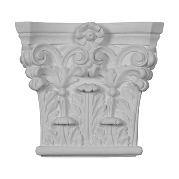 Restorers Architectural 6 Inch Corinthian Urethane Capital