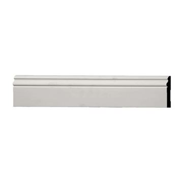 Restorers Architectural Aberdeen Urethane Baseboard Molding