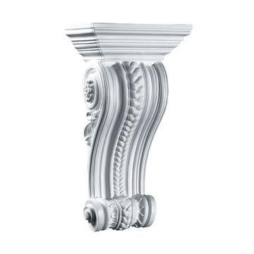 Restorers Architectural Alexandria Rope Urethane Corbel