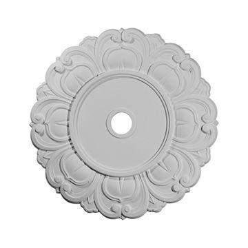 Restorers Architectural Angel 32 Inch Urethane Ceiling Medallion