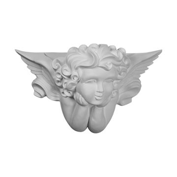Restorers Architectural Angel Center Urethane Sconce