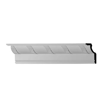 Restorers Architectural Anise Urethane Crown Molding