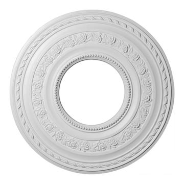 Restorers Architectural Anthony 29 Inch Urethane Ceiling Medallion