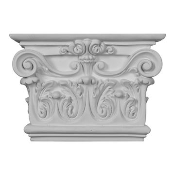 Restorers Architectural Artis Urethane Capital for 1 3/8 Inch Pilasters