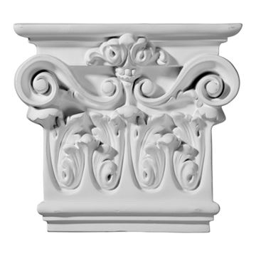 Restorers Architectural Artis Urethane Capital for 1 Inch Pilasters