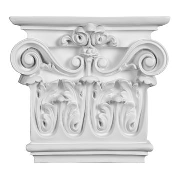 Restorers Architectural Artis Urethane Capital for 1/2 Inch Pilasters