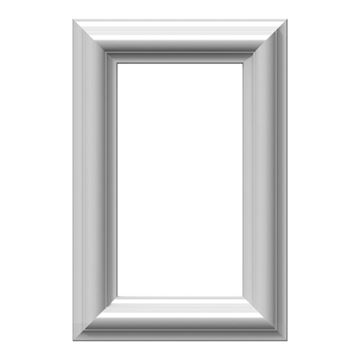 Restorers Architectural Ashford Classic 8 Inch Frame Wall Panel