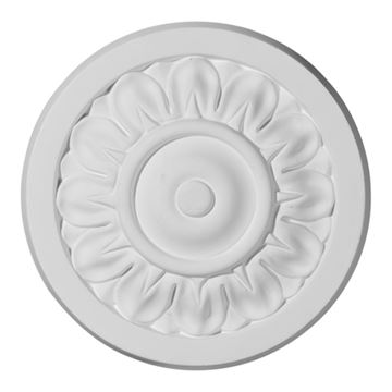 Restorers Architectural Ashley Urethane Rosette Applique