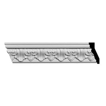 Restorers Architectural Ashur Urethane Crown Molding