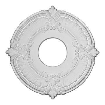 Restorers Architectural Attica Urethane Ceiling Medallion
