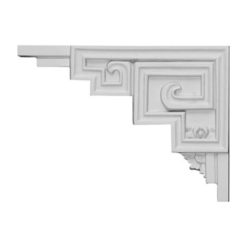 Restorers Architectural Austin Urethane Stair Bracket